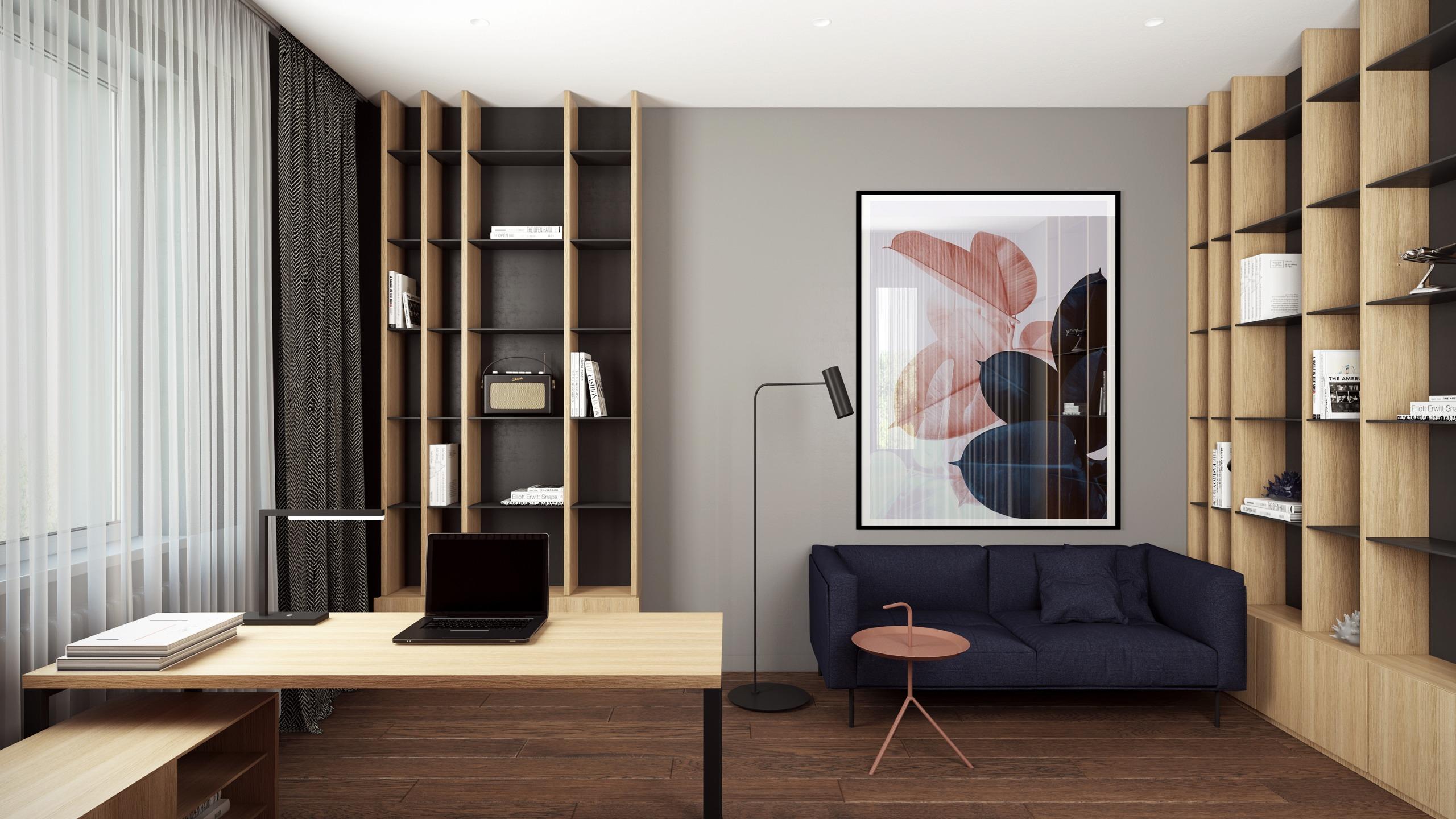 Профессиональный дизайн интерьера в киевской студии Ионосфера