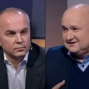 «Вы нарабатываете на депутата Российской Федерации!» – «Я не переворачиваюсь, как пряник на сковородке!». Смешко и Шуфрич поспорили в прямом эфире. Видео